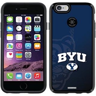 Coveroo CandyShell Cell Phone Case for iPhone 6 - Brigham Young Watermark