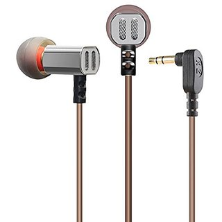 GranVela In-Ear Headphones ED9M High Performance Enhanced Bass Earphones With Microphones,3.5mm Jack Earbuds for iPhone