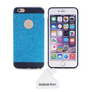iPhone 6 Plus Case,Bling Glitter TPU Gel Silicone Soft Case Cover Skin Protective For Apple iPhone 6 Plus 5.5 inch With