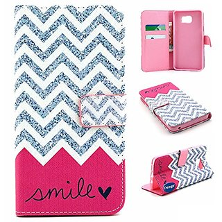 Adela Shop Note 5 Wallet Case, PU Leather and Soft TPU Built-in Card Slot and Money Pocket Flip Protective Skin With Sta
