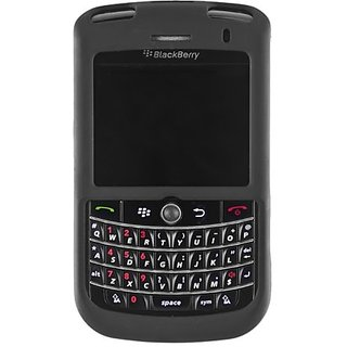 Seidio SURFACE Case for BlackBerry Tour 9630 - 1 Pack - Retail Packaging - Black
