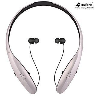 Bluetooth Earbuds , Doltech HBS-960 Bluetooth Headphones, Wireless Neckband Bluetooth Headsets for Sport/Running/Gym/Exe