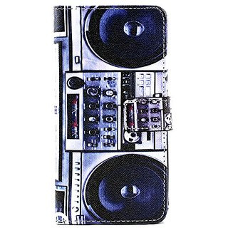 Galaxy Grand Prime G530 Case G530H/DS AIYZE PU Leather Color Print Wallet Function Stand Credit Card Holder Magnetic Sna