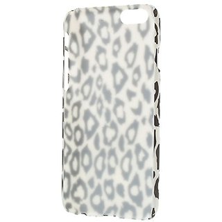 JUJEO Protective Plastic Hard Case for iPhone 6 4.7-Inch - Non-Retail Packaging - Leopard