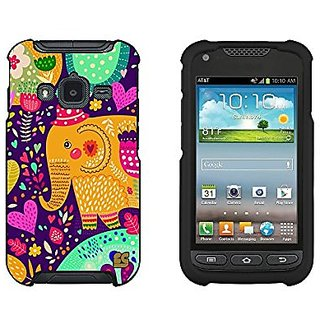 Beyond Cell Slim Light Weight 2-Piece Snap On Non-Slip Matte Hard Shell Rubberized Phone Case Cover - Retail Packaging