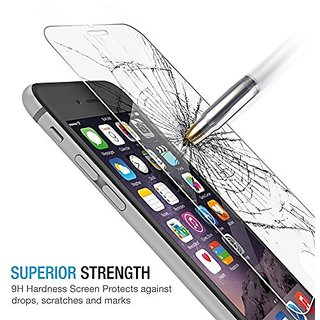 Iphone 6s Plus Screen Protector (5.5 Inch) Pro+glass Tempered Glass Screen Protector.