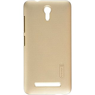 Nillkin Asus X002 Super Frosted Shield - Retail Packaging - Golden