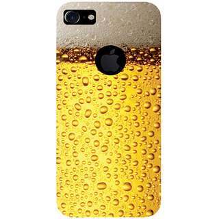GripIt Beer Printed Case for Apple iPhone 7