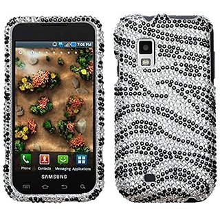 Asmyna SAMI500HPCDM010NP Dazzling Diamond Diamante Case for Samsung Fascinate/Mesmerize i500 - 1 Pack - Retail Packaging