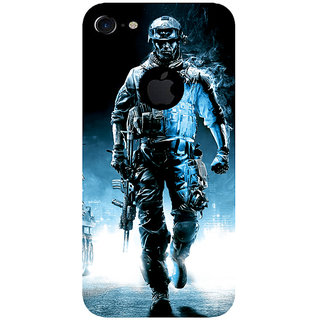 GripIt Combat Soldier Printed Case for Apple iPhone 7