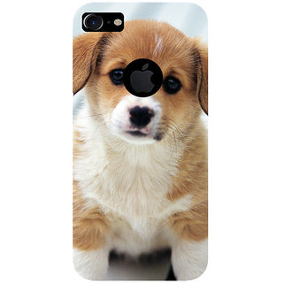 GripIt Cute Puppy Printed Case for Apple iPhone 7