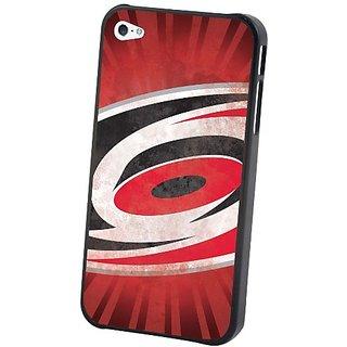 NHL Carolina Hurricanes iPhone 5 Large Logo Lenticular Case