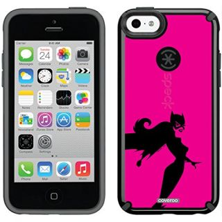 Coveroo CandyShell Cell Phone Case for iPhone 5C - Batgirl