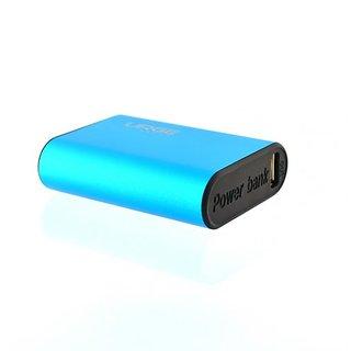 Urge Basics Power Bank Portable Battery Charger 4000mAh - Retail Packaging - Blue