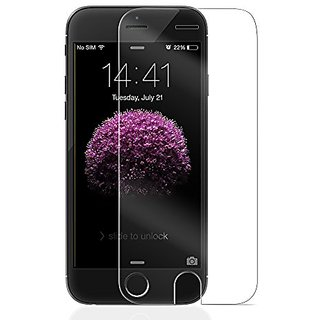iPhone 6 Screen Protector, Cambond Full Screen Tempered Glass Screen Protector, Ultra Clear / Easy to Install / Super Ha
