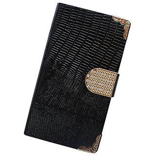 Zizo Cell Phone Case for Motorola Moto E LTE - Retail Packaging - Black/Smoky Black