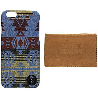 Focused Space The Collective Iphone 6 Case, Navy, One Size