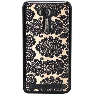 Ayaashii Floral Design Pattern Back Case Cover for Asus Zenfone Selfie::Asus Zenfone Selfie ZD551KL