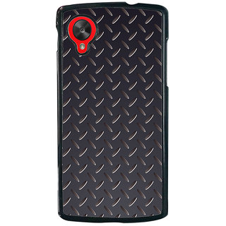 Ayaashii Floormat Pattern Back Case Cover for LG Google Nexus 5::LG Google Nexus 5 (2014 1st Gen)