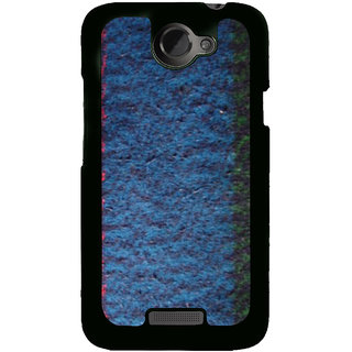 Ayaashii Blanket Cloth Back Case Cover for HTC One X::HTC One XT::HTC 1X
