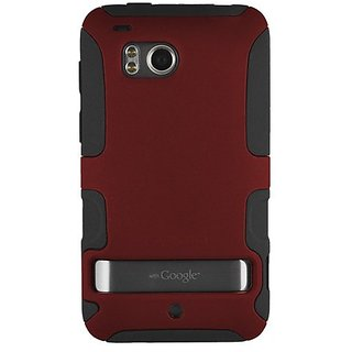 Seidio CSK3HTMEC-RD DILEX Case for use with HTC Thunderbolt - Burgundy