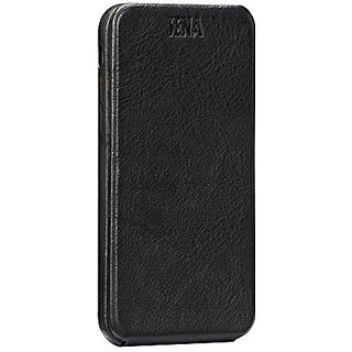 Sena Magnet Flip , Leather flip case for the iPhone 6/6s PLUS - Black