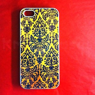 Krezy Case iPhone 6 Plus case, iPhone 6 Plus Case, Floral Damask design iPhone 6 Plus Cover, iPhone 6 Plus 5.5
