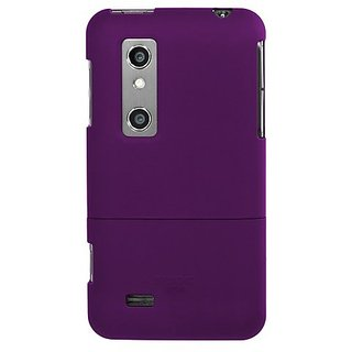 Seidio SURFACE Case for LG Thrill 4G and Optimus 3D - 1 Pack - Retail Packaging - Amethyst