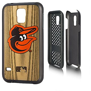 MLB Baltimore Orioles Rugged Series Phone Case Galaxy S8, One Size, One Color