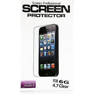Iphone 6 5.5 Antiglare Screen Protector Sheild with Cloth - Bundle of 3