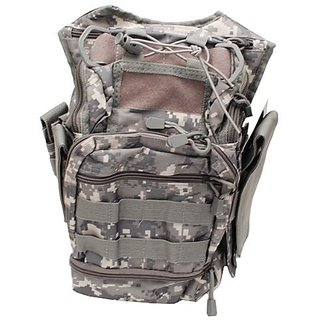 VISM Pvc First Responders Utility Bag/Digital Camo CVFRB2918D