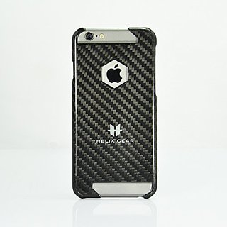 Helix Gear Carbon X Smartphone case for iPhone 6/6s - A Superbly Stylish, Durable and Strong Protective Carbon Fiber Sma