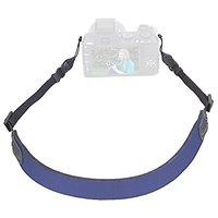 OP/TECH USA 2203021 Bin/Op Strap-QD- For Compact Cameras And Binoculars -Neoprene (Navy)