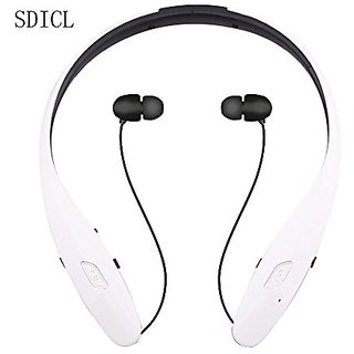 Bluetooth Headphones, SDICL HBS-960S Wireless Headphones Hands Free Headsets,Sports Earbuds Sweatproof Neckbank for Ipho