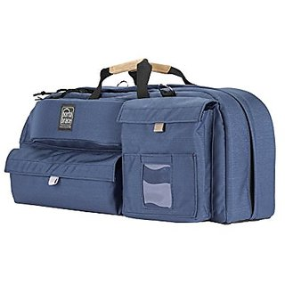 Portabrace CTC-4 Traveler Camera Case (Blue)