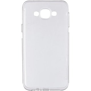 Nillkin Samsung Galaxy E7 (E700) TPU Case - Retail Packaging - White