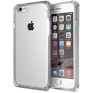 ITSKINS Cell Phone Case for iPhone 6/6S - Retail Packaging - Transparent