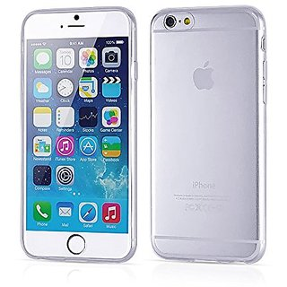 JDSkin Iphone 6 Case Smart Cell Phone Transparent Jelly Cover Case Bumper 4.7 inch Crystal Clear Premium Slim case (Ipho