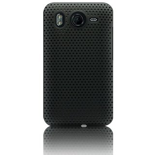Katinkas Hard Cover HTC Desire HD Air - Black - Face Plate - Retail Packaging