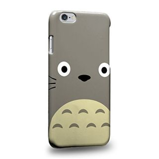 Case88 Premium Designs My Neighbor Totoro 0666 Protective Snap-on Hard Back Case Cover for Apple iPhone 6 4.7