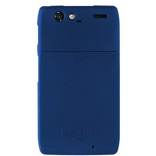 Seidio CSR3MTRM-RB SURFACE Case for Motorola Droid RAZR MAXX - 1 Pack - Retail Packaging - Royal Blue