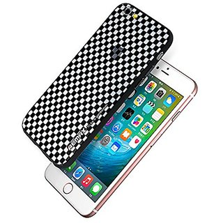Remax iPhone 6 Plus Case TPU Protective Skin Ultra Soft Cover iPhone 6S Plus Gentlman Style 5.5 inch iPhone Cover(Grid P
