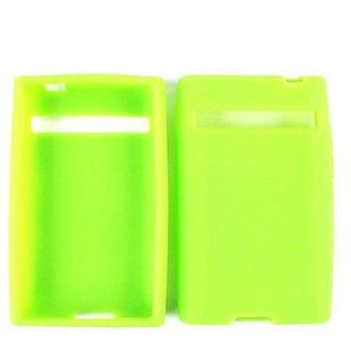 Cell Armor Logic Deluxe Skin Case for LG Optimus - Retail Packaging - Green