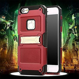 iPhone 6 Plus Case,iPhone 6S Plus Case,CokaunionNew Arrivals TPU&Rubber Armor Case,Scratch Resistant Shock-Absorbing Cov