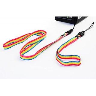 Polaroid Wrist Strap & Neck Strap Combo Kit For Polaroid Z2300, PIC-300, Z340 Digital Instant Print Cameras