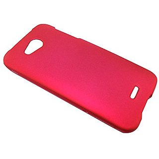 Zizo Phone Case for Kyocera Hydro Wave C6740 - Retail Packaging - Hot Pink