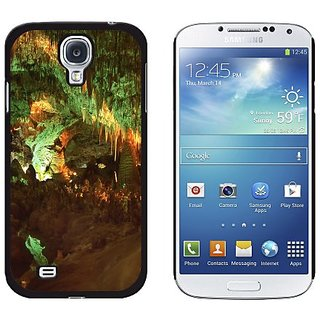 Graphics and More Carlsbad Underground Caverns - New Mexico Spelunking - Snap On Hard Protective Case for Samsung Galaxy