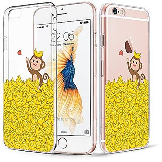 iPhone 6 Case, iPhone 6 Case Clear with Cartoon Pattern, ESR iPhone 6 / 6S Protective Case Soft Flexible TPU Back Cover