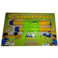 Jouet 3-In-1 Air Blaster Toy Gun Guns