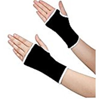 Shop Flash Pain Soothing Compression Hand Support Men, Black, X-Large, 2 Piece